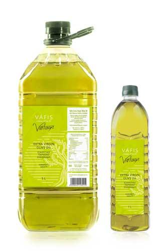 VAFIS Vintage - Extra Virgin Olive Oil