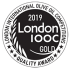 Gold Medal - London IOOC - 2019 International Olive Oil Competition
